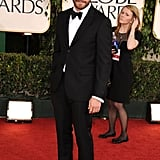 Jake Gyllenhaal wore a sleek, sexy tuxedo to the Oscars in 2011.