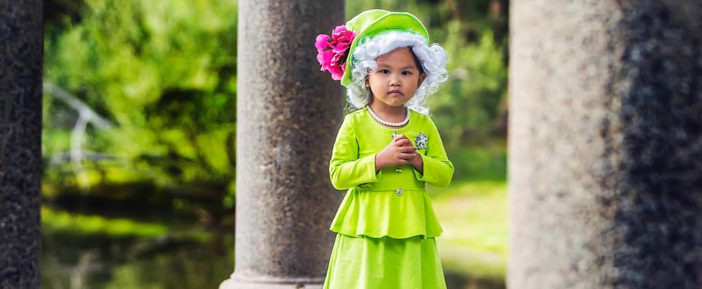 The Queen, Prince Harry, and Meghan Markle Costumes For Kids