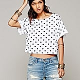 T-shirt, approx $21.80, Free People