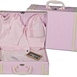 Packed Pint-Sized Suitcase