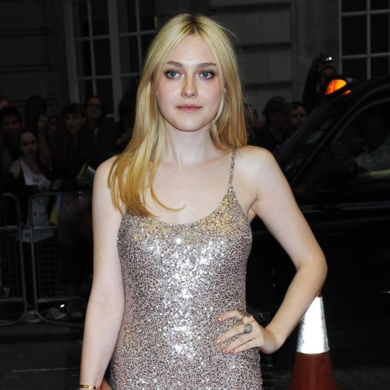 Dakota Fanning Wearing Stella McCartney Pictures
