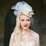 Bridal Top Hat
