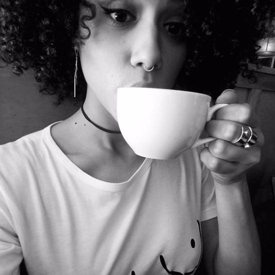 Nathalie Emmanuel's Tea Instagram Pictures