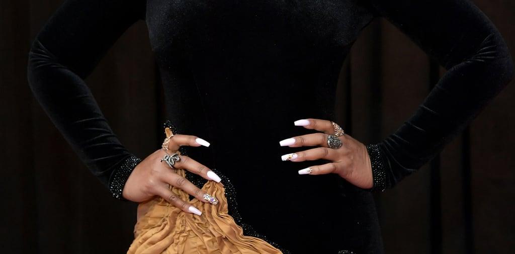 Ashanti at Grammy Awards