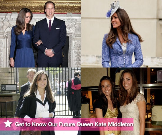 Pictures and Fun Facts About Kate Middleton England's Future Queen 2010-11-17 08:30:00
