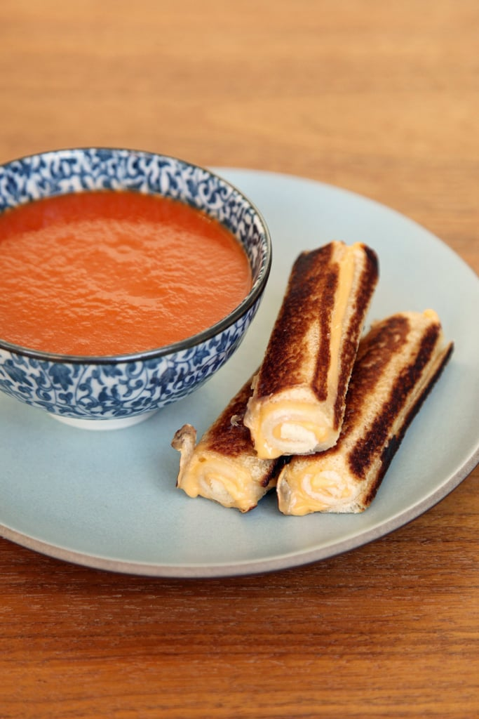 Grilled Cheese Dippers