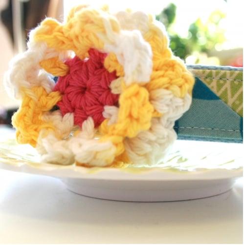 Buttered Popcorn Anniversary Flower