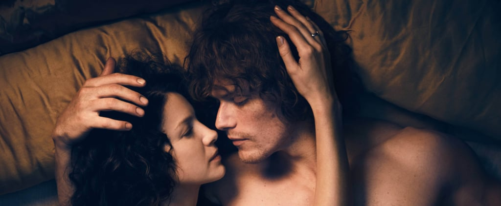 Holy Smokeshow: Outlander Just Dropped a Sneak Peek at Claire and Jamie's Sexy Reunion