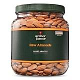 Archer Farms Unsalted Raw Almonds