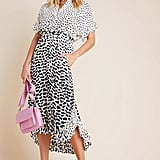 Corey Lynn Calter Ruffled Maxi Shirtdress