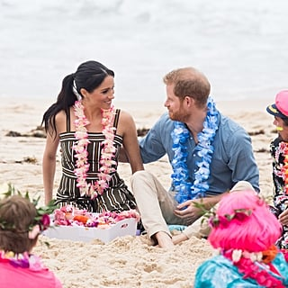 Prince Harry Talking Mental Health on Bondi Beach