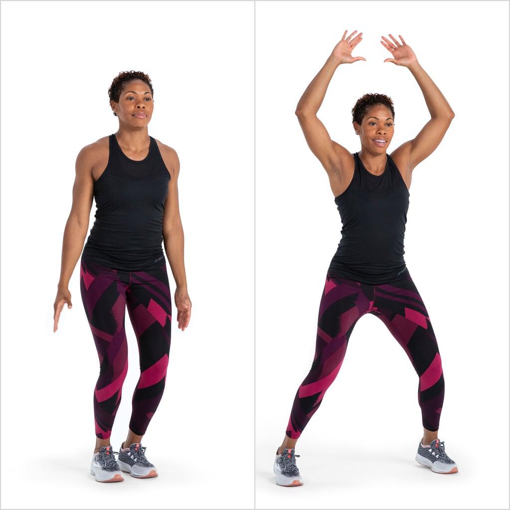 Warmup: Jumping Jack   10-Minute Tabata   POPSUGAR Fitness ...