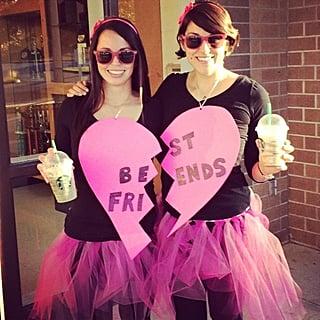 diy halloween costumes for best friends