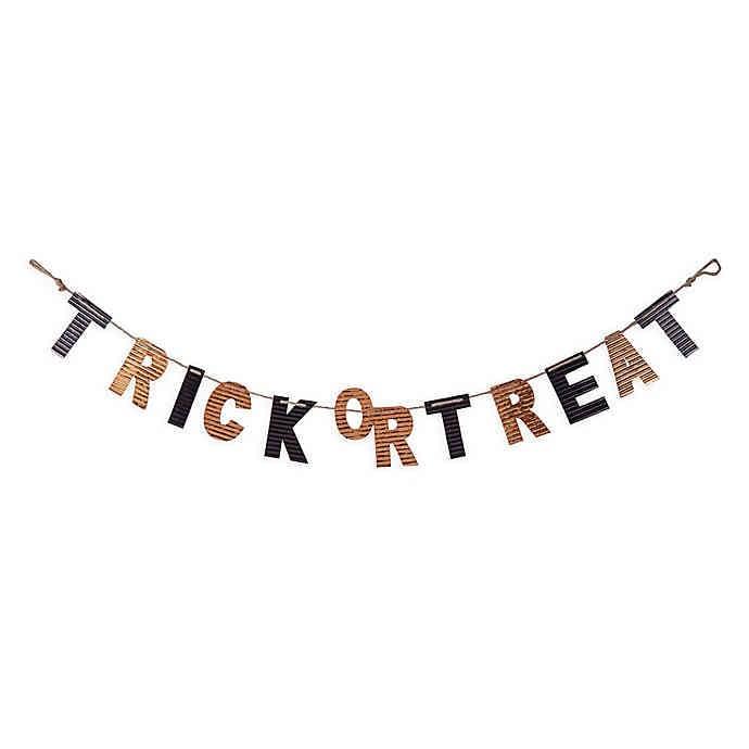 Gallerie II Trick or Treat Halloween Garland