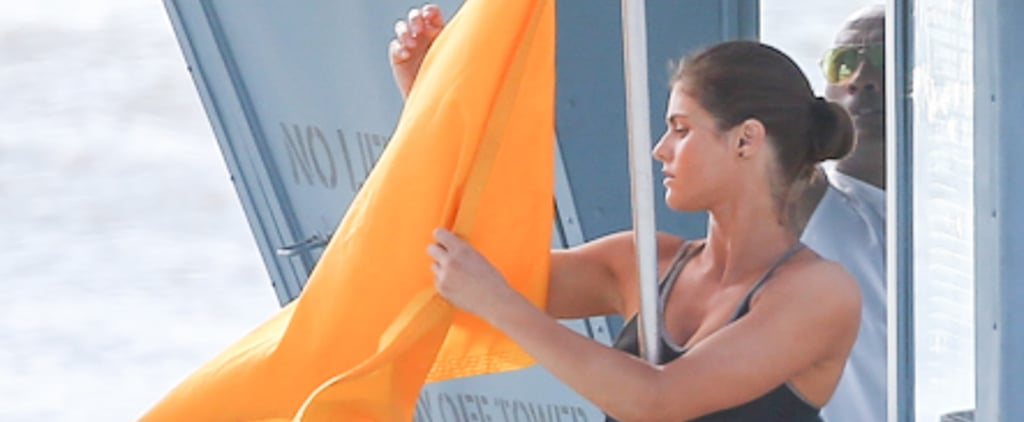 Get Ready For Even More Badass Babe Action on the Baywatch Set
