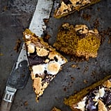Pumpkin S'mores Bars