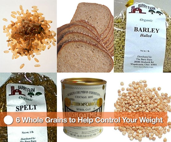 6 Whole Grains to Help Control Your Weight