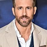Scorpio: Ryan Reynolds, Oct. 23