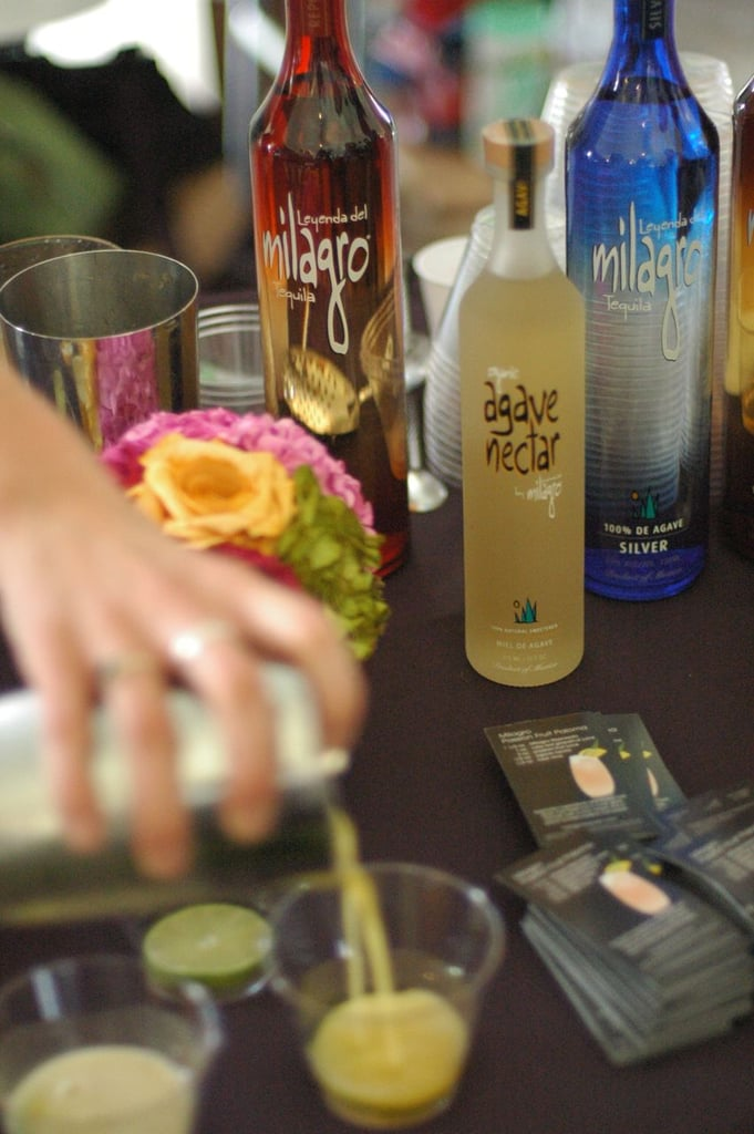 Agave Nectar Drinks