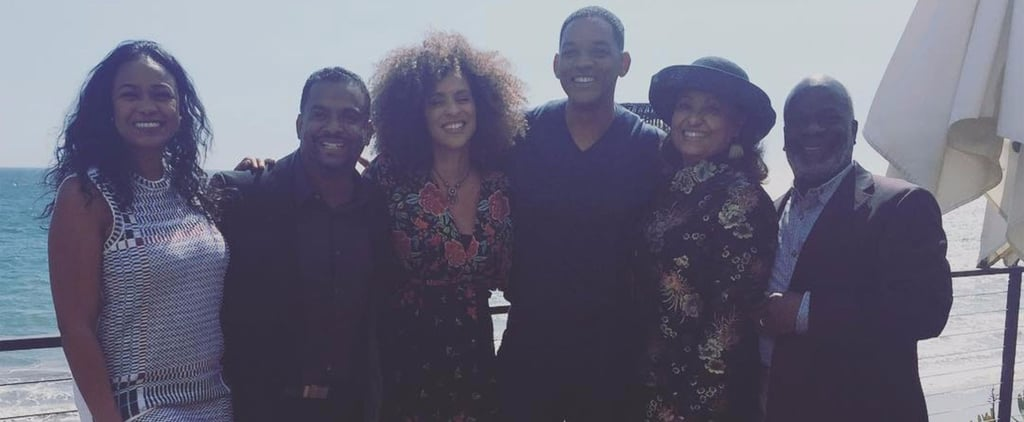 The Fresh Prince of Bel-Air Reunion Photo March 2017