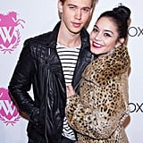 The pair got cozy at a New York Fashion Week event in February 2013.