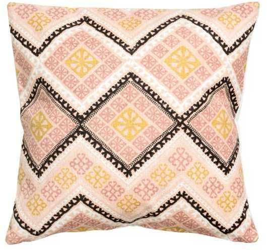 Patterned Cushion Cover ($18)