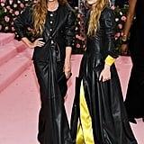 Mary-Kate and Ashley Olsen at the 2019 Met Gala