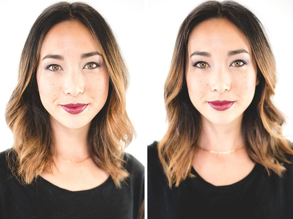 You Won't Believe the Difference Mascara Makes in These Before-and-After Shots