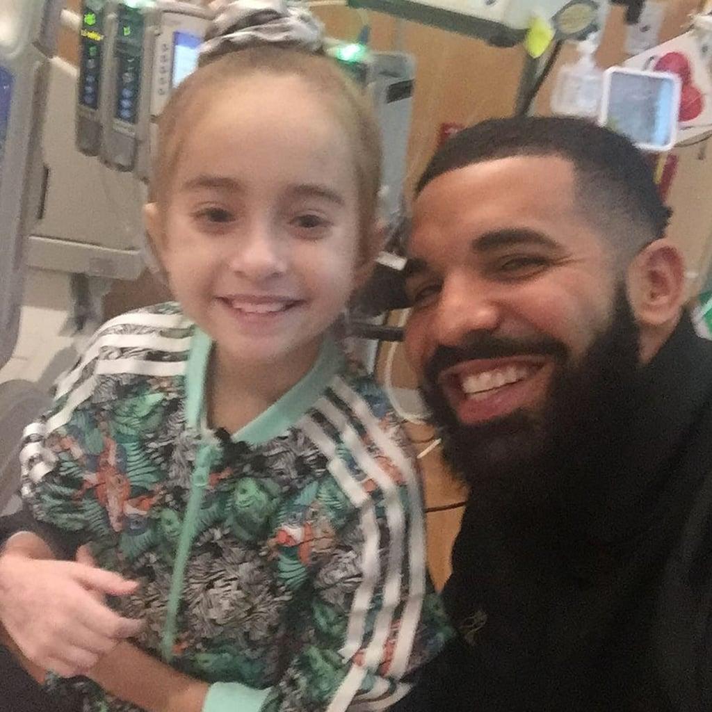 Drake Fan Gets Heart Transplant