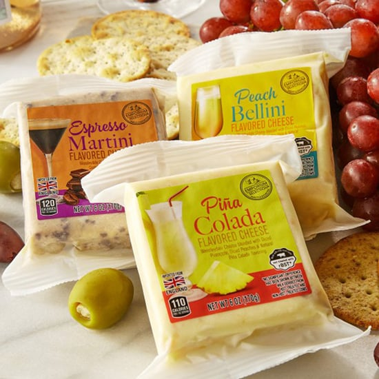 Aldi's New Alcohol-Inspired Cheese Collection For Summer