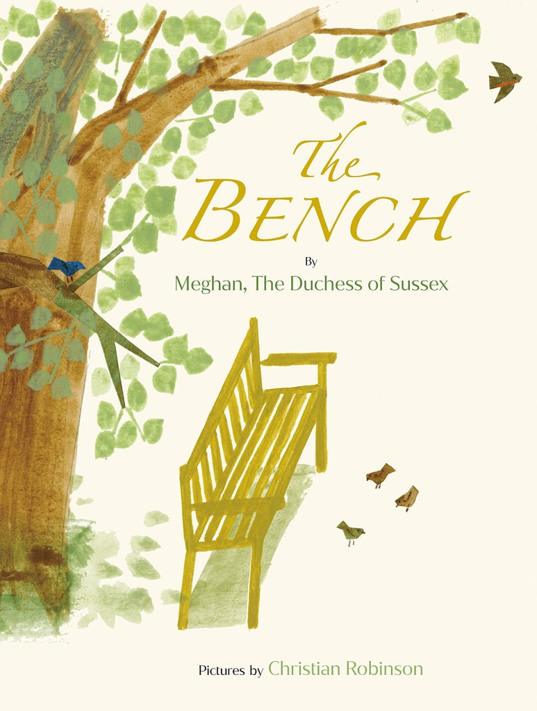 Meghan Markle's First Children's Book, The Bench