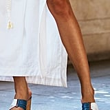 Rosie Assoulin Shoes on the Runway at New York Fashion Week