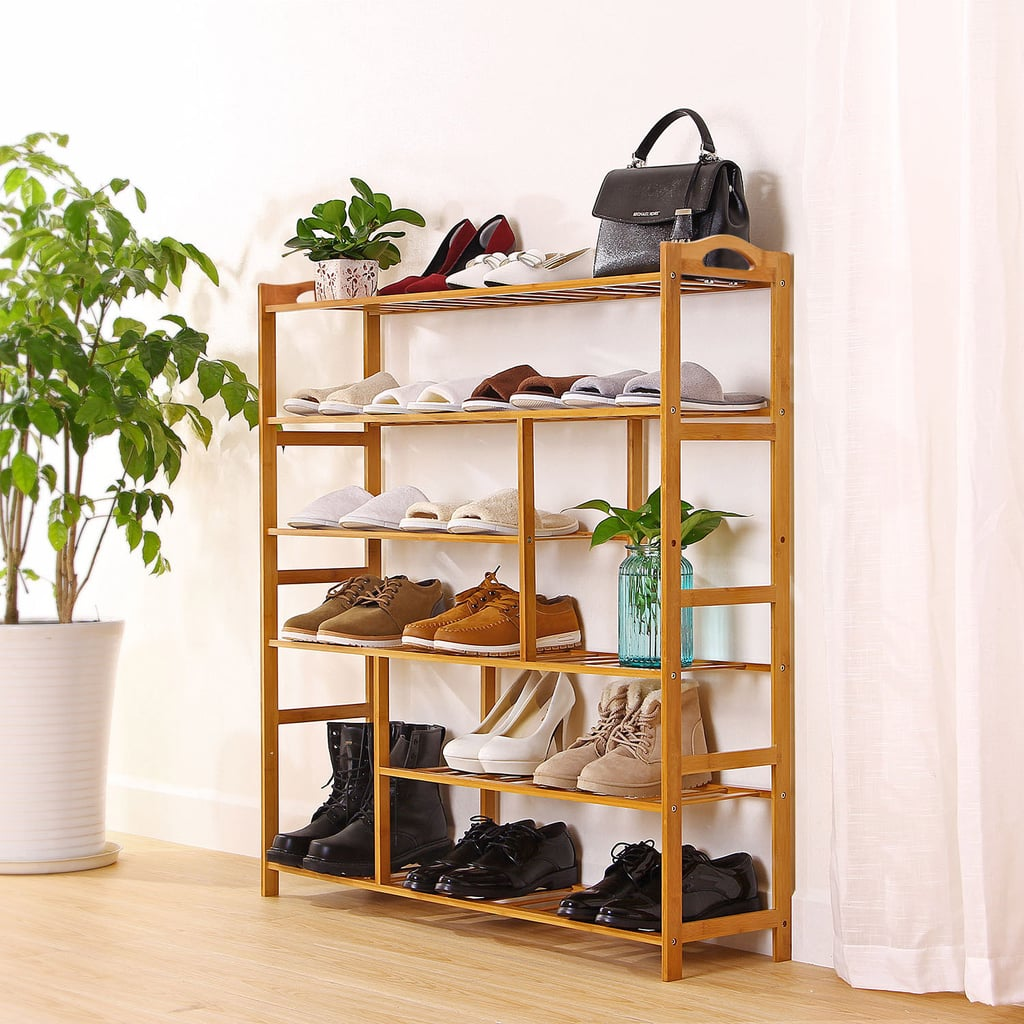 Ollieroo Bamboo Shoe Rack