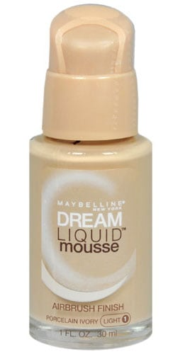 Review of Maybelline Dream Liquid Mousse Foundation