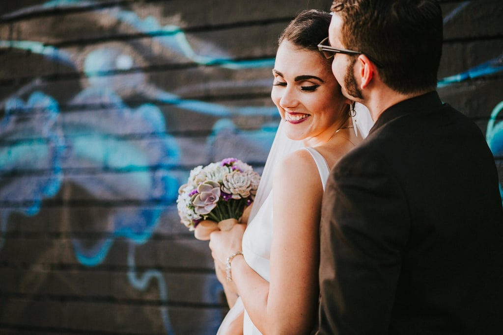 Festival-Inspired Wedding With Star Wars
