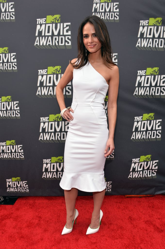 Jordana Brewster at the MTV Movie Awards.