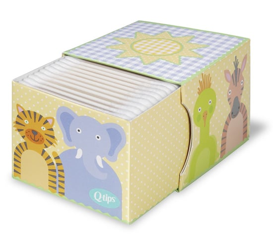 Uses for Q-Tips in the Nursery