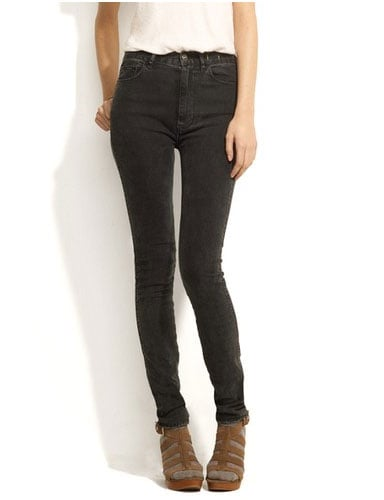 Christian Skinny Jeans in Ambrasion Wash ($115)