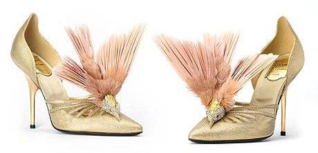 Roger Vivier £30,000 Couture Heels