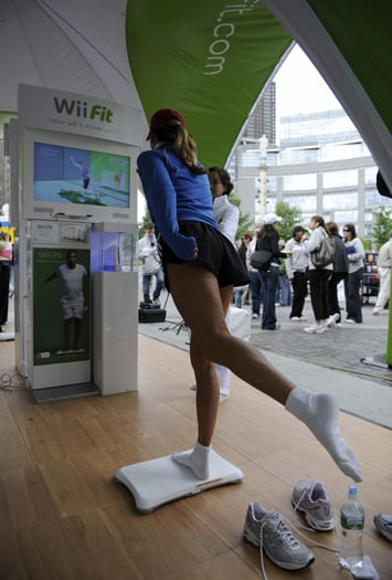 Did You Get Fit From Your Wii Fit?