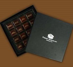 High-Fashion Chocolates