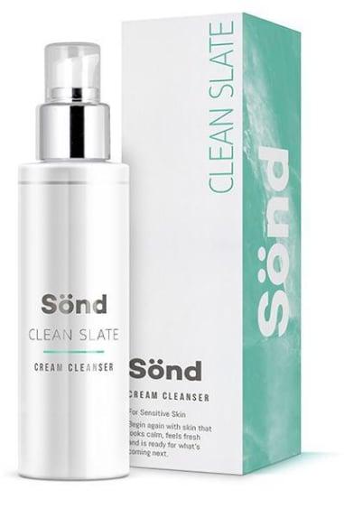 Sönd Clean Slate Cream Cleanser