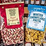 Holiday Pastas ($2 to $3)