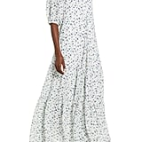 Codexmode Floral-Print Maxi Dress
