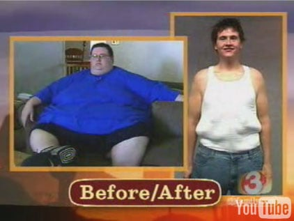 Get Motivated: He Lost Hundreds!