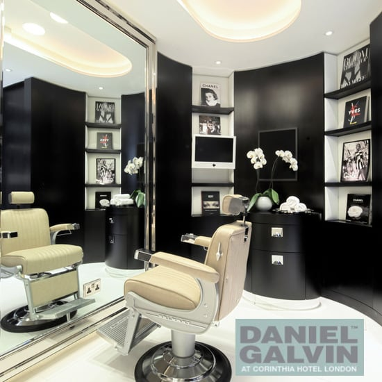 Daniel Galvin Salon in the Corinthia Hotel