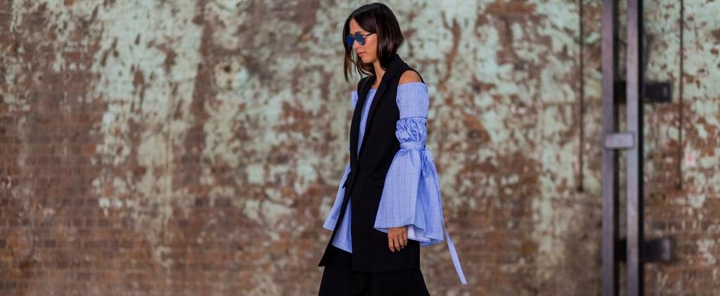 Eleanor Pendleton Uses 1 Simple Hack to Organise Her Wardrobe