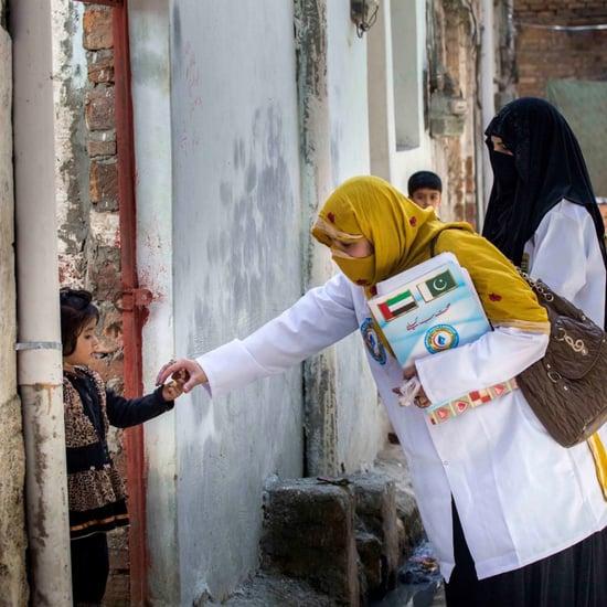الإمارات تطلق حملة لمكافحة شلل الأطفال في الباكستان