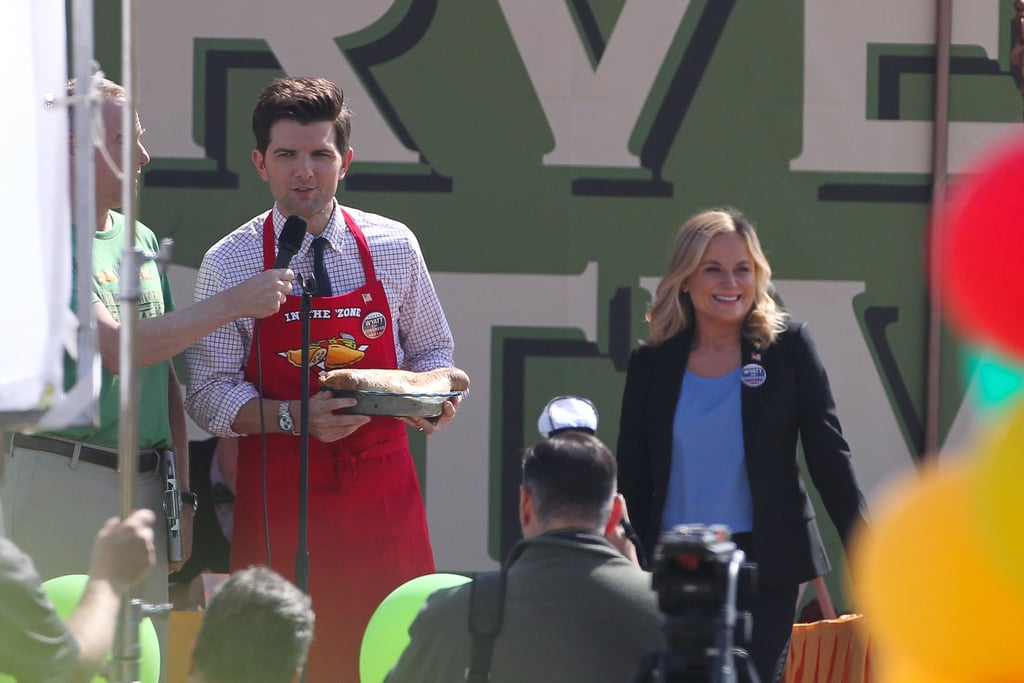 Parks and Recreation Season 7 Set Pictures
