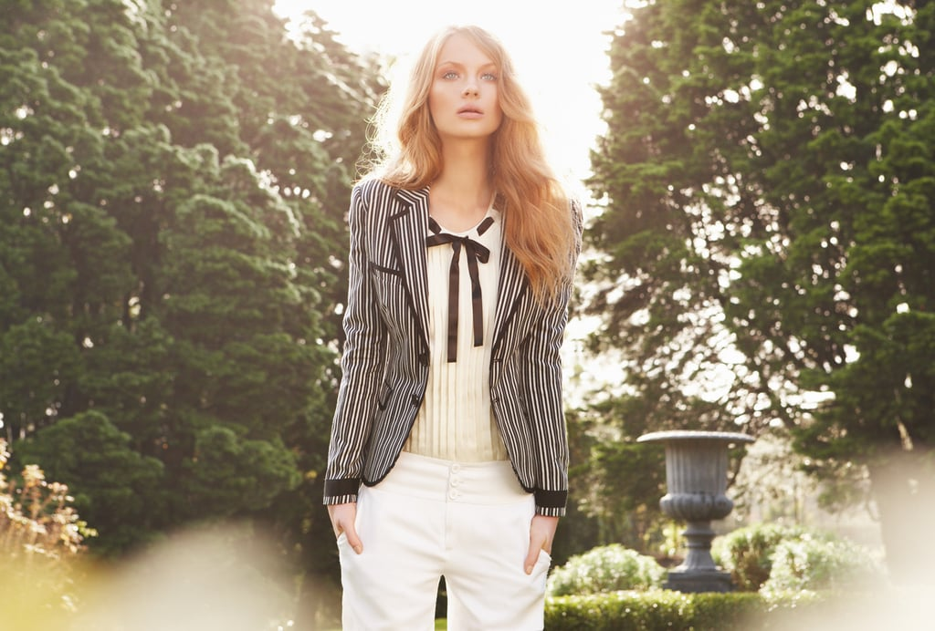 Jigsaw's pretty new Spring/Summer campaign images shot by Nicole Bentley